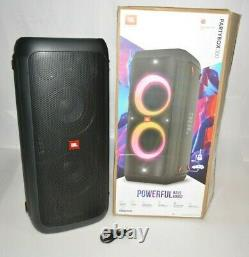 JBL Partybox 300 Portable Rechargeable Bluetooth Party Speaker USED