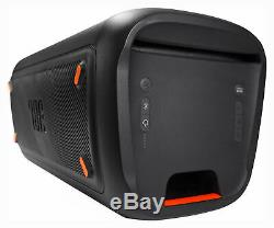 JBL Partybox 300 Rechargeable Bluetooth LED Tailgate Party Speaker with(2) Mics