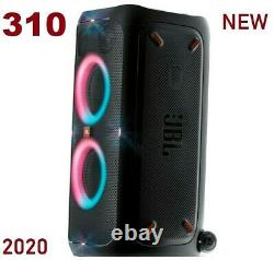 JBL Partybox 310 Portable Party Speaker with dazzling lights 2020 model Black