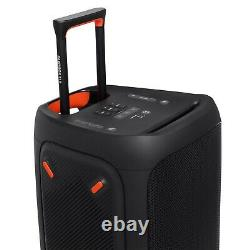 JBL Partybox 310 Portable Rechargeable Bluetooth Party Speaker w LED Fog Machine