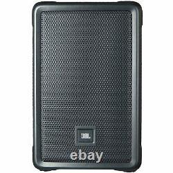 JBL Professional IRX108BT Powered Active 8 Bluetooth DJ PA Party Loud Speaker