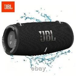 JBL XTREME 3 WIRELESS Portable Party WATERPROOF SPEAKER BLACK