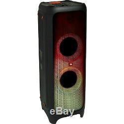 JBL partybox 1000 Portable Bluetooth Party Speaker lightshowithdj & karaoke-Black