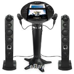 Karaoke Machine For Adults Singing System Professional Bluetooth Pedestal Party
