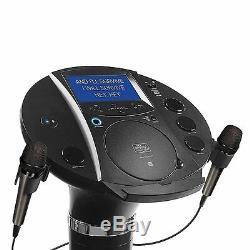 Karaoke Singing Machine Bluetooth Pedestal ISM1030BT Tablet MP3 CD Party System