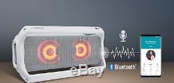 LG PK7W XBOOM Go Water-Resistant Wireless Bluetooth Party Speaker