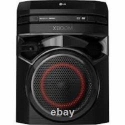 LG XBOOM ON2D Bluetooth Megasound Party Speaker Black