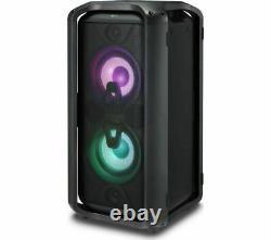LG XBOOM RK7 Bluetooth Megasound Party Speaker Black # Dent