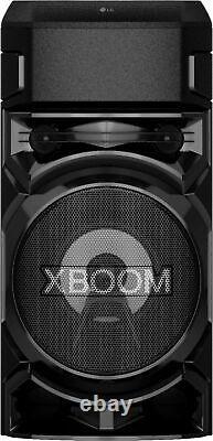 LG XBOOM Wireless Party Speaker Black