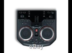 Lg Ok75 Xboom Bluetooth Megasound Hi-fi Party Speaker System 1000w CD Player Usb