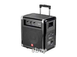 Monoprice Bluetooth Party Speaker 8 Woofer and 1/2 Dome Tweeter