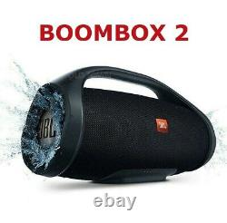 New Boombox 2 Bluetooth Speaker Wireless Portable Outdoor Party Time Waterproof