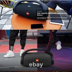 New Boombox 2 Portable Bluetooth Wireless Waterproof Loud Party Replica Speaker