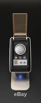 New Star Trek Tos Bluetooth Communicator Cell Phone Handset And Speaker With Case