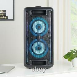 Onn Large Party Speaker with LED Lighting (100008736) LN