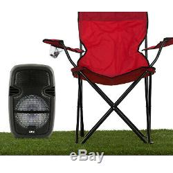 Party Speakers 4400W Bluetooth Dj Equipment Sound System Karaoke with Microphone