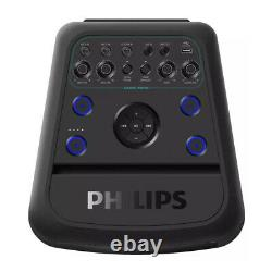 Philips TANX200 Wireless Bluetooth Party Speaker Pair Bundle