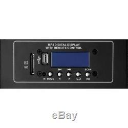 Portable Powered Loud Speaker Bluetooth Party Music Loudspeaker Multi-function