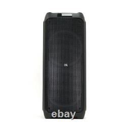 Powered Portable Dual 12 Party & Karaoke Speaker LED Bluetooth, Mic & Remote
