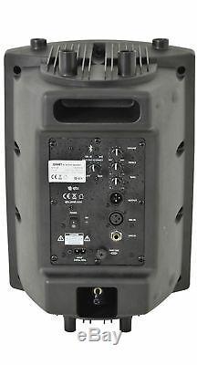 QTX QX8BT 8 200W Active Speaker Bluetooth DJ Disco Party Sound PA System