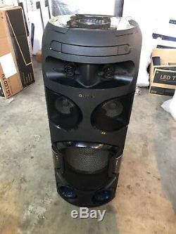 SONY MHC-V72D Bluetooth Megasound Party Speaker Black