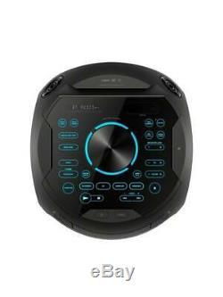 SONY MHC-V72D Bluetooth Megasound Party Speaker System + 360º Lighting Effects
