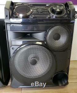Samsung MX-HS8500 2500W Bluetooth Wireless Speaker Giga Sound Party System