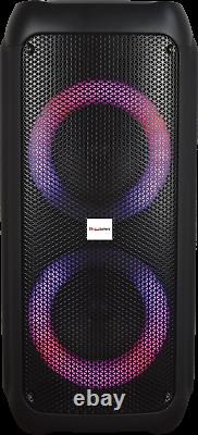 SingMasters Party Box P30 Portable Wireless Bluetooth Party and Karaoke Speaker