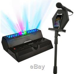 Singsation Karaoke Machine Mainstage All-In-One Premium Karaoke Party System
