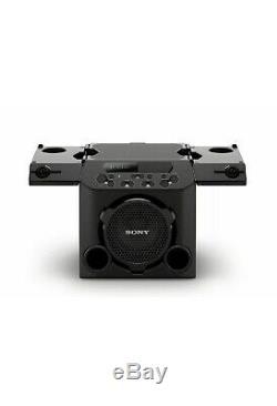Sony GTK-PG10 Portable Wireless Party Cool Speaker, Splash-proof top panel NIB