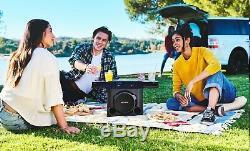 Sony GTK-PG10 Portable Wireless Party Cool Speaker, Splash-proof top panel, New
