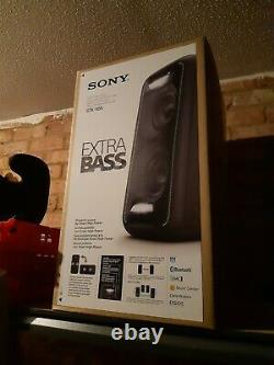 Sony GTK-XB5 Compact High Power Party Speaker, One Box Music System Black