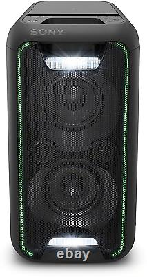 Sony GTK-XB5 Compact High Power Party Speaker, One Box Music System with Lightin