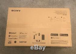 Sony GTK-XB72 High Power Bluetooth Party Speaker Light Up System NEW
