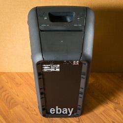 Sony GTK-XB90 Portable Bluetooth Speaker - Battery, Party Chain, NFC