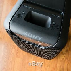 Sony GTK-XB90 Portable Bluetooth Speaker - Li-Ion Battery, Party Chain, NFC