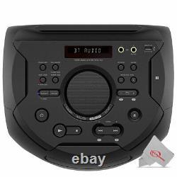 Sony MHC-V21 2-Way Bluetooth Wireless Music System Party Speaker