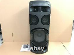 Sony MHC-V71 High Power Home Audio System Party Speaker with Bluetooth DVD CD