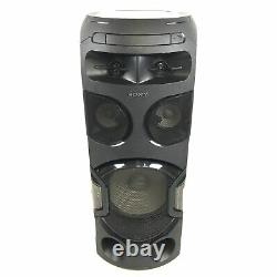 Sony MHC-V71 High Power Portable Wireless Bluetooth Party Speaker #D0614