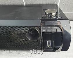 Sony RDH-GTK37IP LED Lit Portable Party 2-Way Speaker System w Bluetooth & NFC
