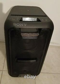 Sony XB7 Extra Bass Audio System with Bluetooth Party Speaker Black