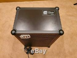 Soundboks 2 The Loudest Portable Wireless Bluetooth Party Speaker Black