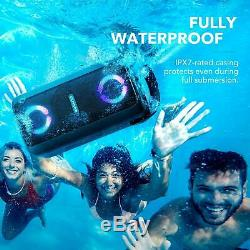 Soundcore Trance Bluetooth Party Speaker 18H Playtime BassUp Tech 80W Sound IPX7