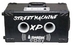 Steepletone Street Machine 180W Portable PA Speaker For Party, Busking, Karaoke