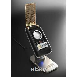 The Wand Company LTD Star Trek Bluetooth Communicator Prop Replica Brand New