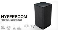 Ultimate Ears HYPERBOOM Portable Bluetooth Party Speaker Black