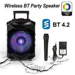 12 Système De Sonorisation Sans Fil Avec Système De Sonorisation Sans Fil Avec Microphone Us
