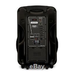 15 Haut-parleurs Bluetooth Bluetooth Rechargeables Avec Sons Et Lumières