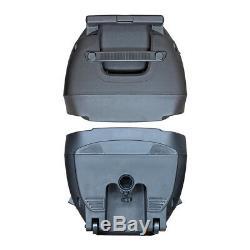 15po. Party Président Dj Karaoke Bluetooth Portable Cadeau Chanteur Stand Professionnel