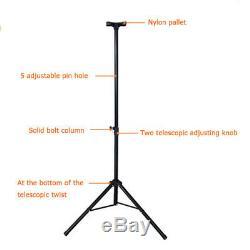 2 X15 Bluetooth Portable Système De Haut-parleurs Dj Karaoke Party Pa & Del Avec 2x Tripod